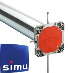 SIMU T8S buismotor
