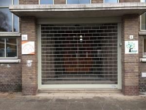 Stackdoor School Delft entree